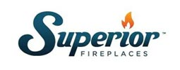 Woodall Heating & Cooling carries Superior Fireplaces.